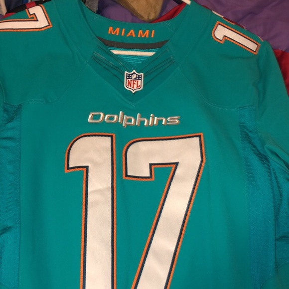 fde60703 Nike Other   Ryan Tannehill Miami Dolphins Authentic Jersey   Poshmark